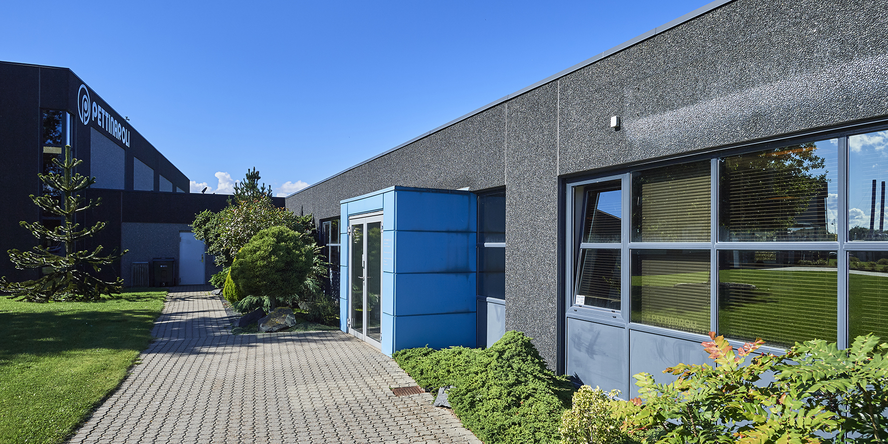 Pettinaroli hovedkontor, Middelfart Danmark