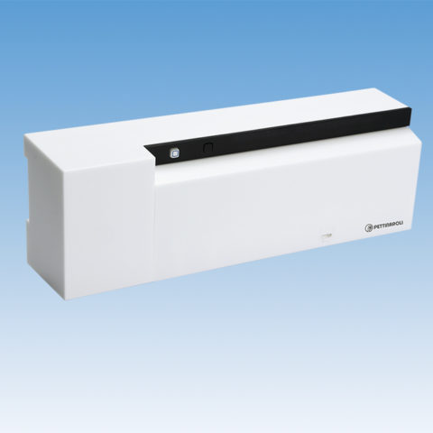 EC-42010 comfort ip styreboks, 6 og 10 zoner, smart home løsning, intelligent styring, gulvvarme, 230V, trådløs