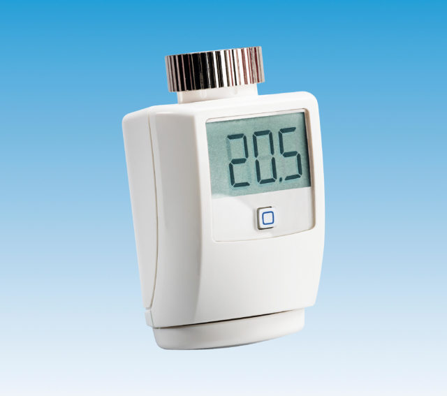 EC-40003 digital rumtermostat til comfort ip gulvvarmesystem, 230V, trådløs