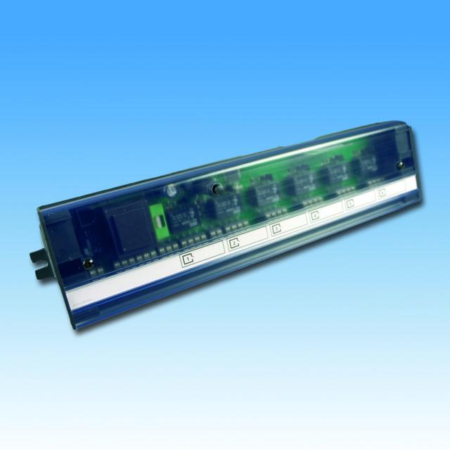 B2070, gulvvarmestyring, trådløs, 230V, bravo, integreret pumpestyring