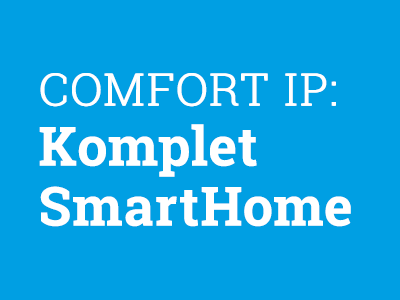 COMFORT IP: Komplet SmartHome
