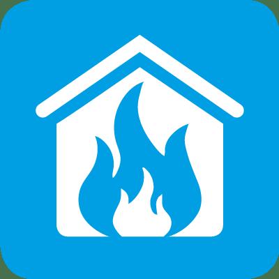 Comfort IP: Brandalarm startpakke