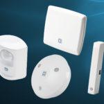 Comfort IP: Tyverialarm startpakke