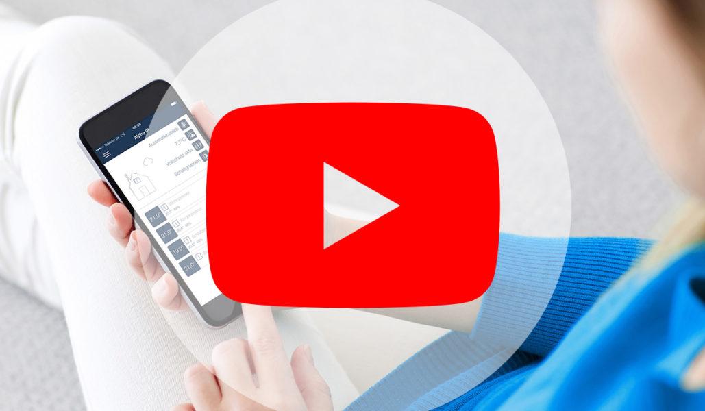 3 nye instruktionsvideoer til COMFORT IP serien