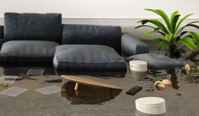 Oversvømmelsesalarm